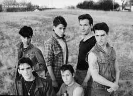 The Outsiders by UnderMyLockAndKey