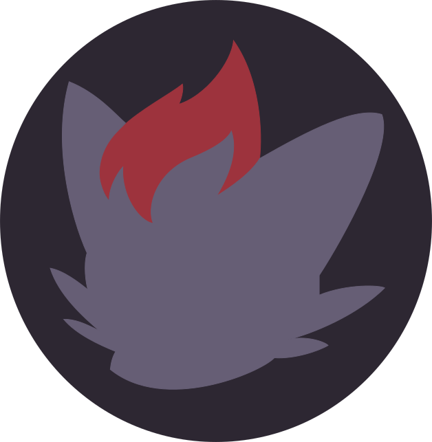 Minimalist Zorua Icon Free To Use By Jedflah