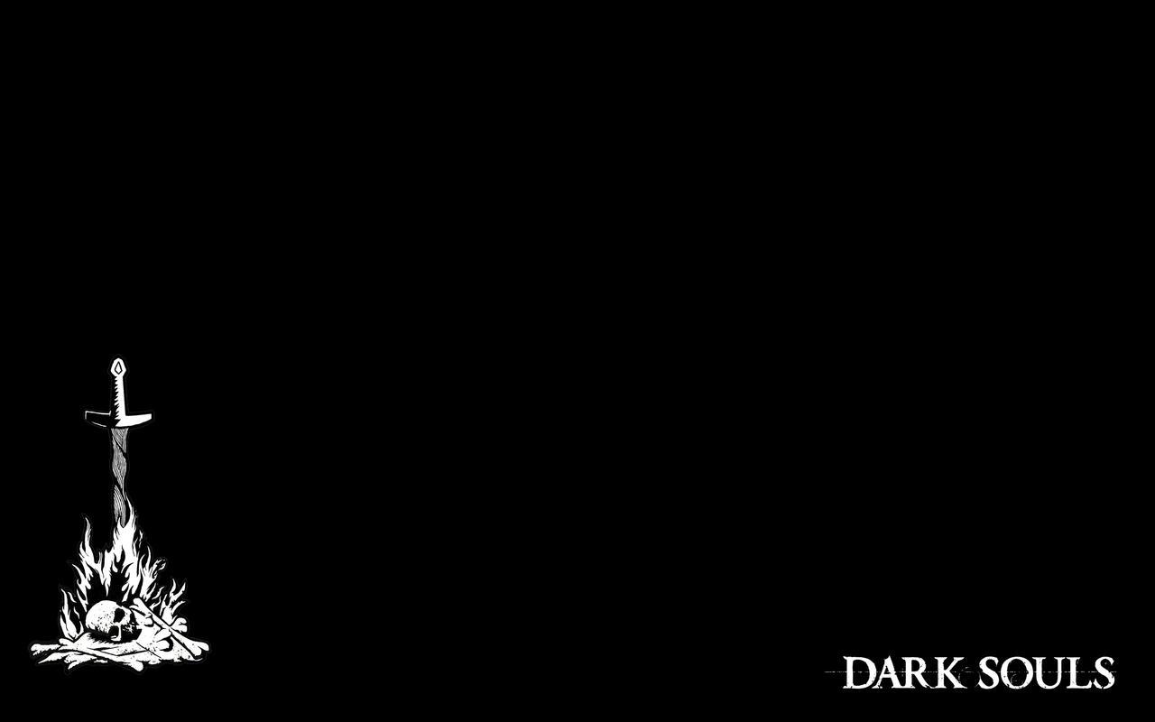 Dark Souls Minimalistic Wallpaper 1 By Mistercadaver On Deviantart