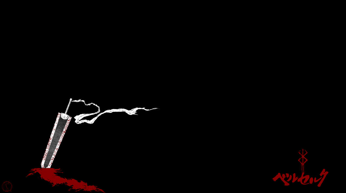 Berserk Wallpaper Black by picklewarrior