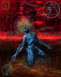 Gold god, end by MisterCadaver