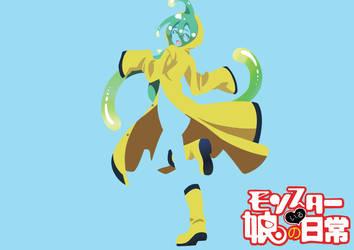Monster Musume no Iru Nichijou - Suu by Airkane