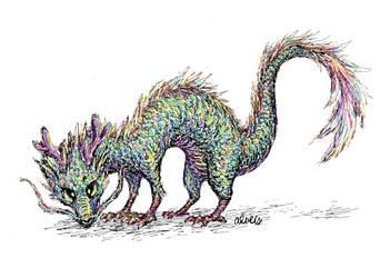 Dragon37 by Aeveis