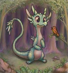 Dragon42 by Aeveis