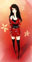 Geisha Sayah