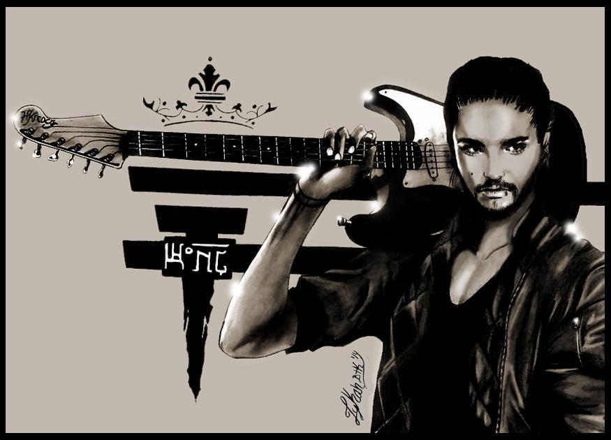The King by LykanBTK