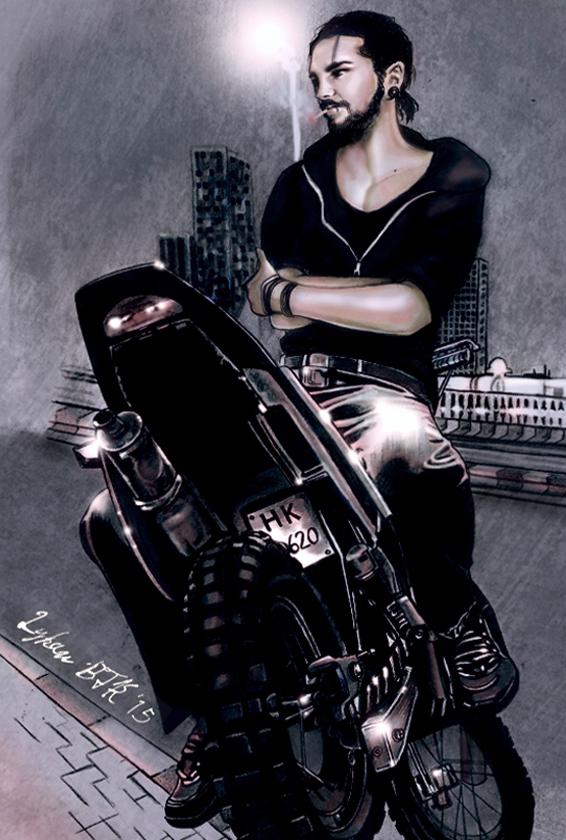 King of the road by LykanBTK
