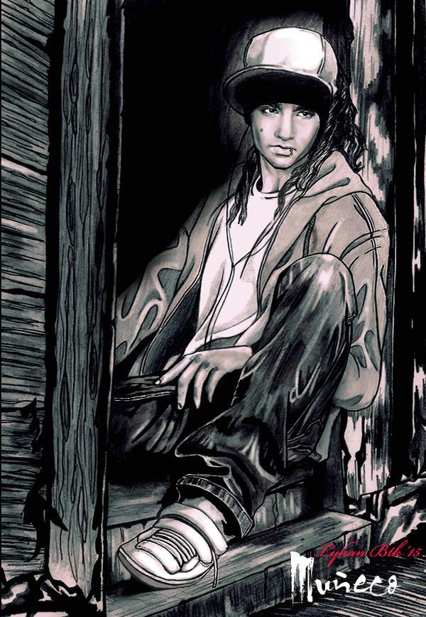Tom Captain by LykanBTK