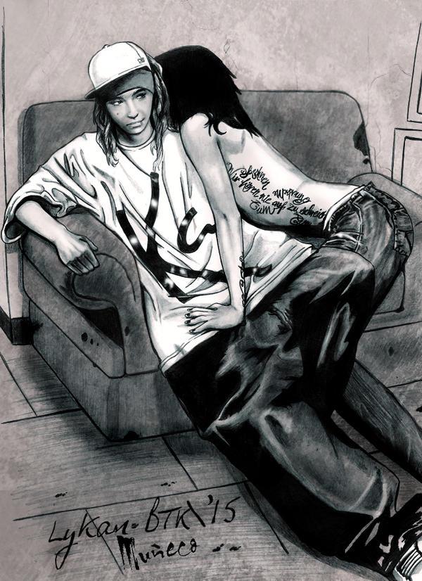 I Want You. by LykanBTK