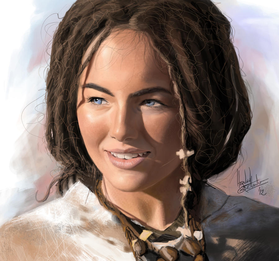 Camilla Belle By Hlcaste On DeviantArt