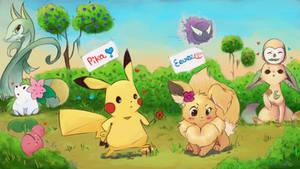 Pikachu's Proposal