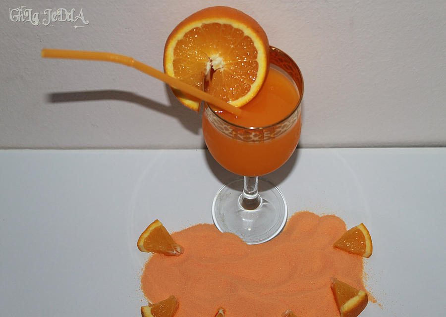 Orange juice by ghla jeddah on deviantart for Art cuisine jeddah