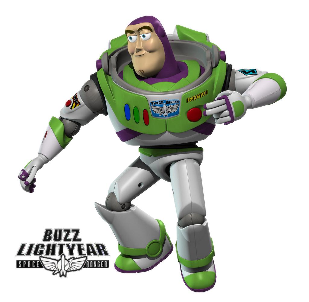 how tall is buzz light