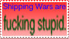 Shipping Wars are totally legit stuff guiz