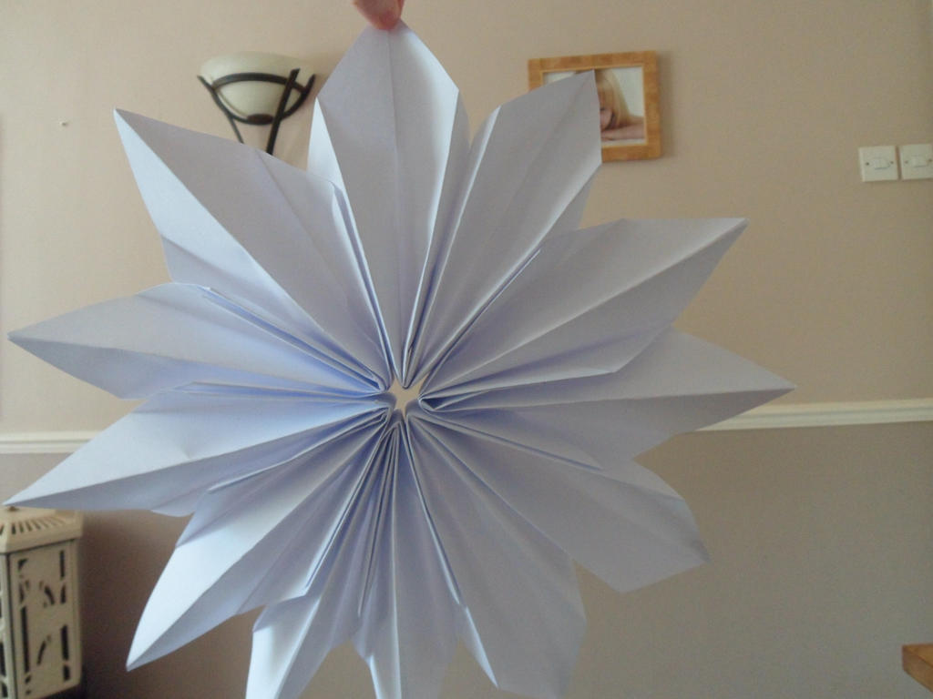 Large origami flowers gallery fresh lotus flowers giant origami flower by leartisticone on deviantart mightylinksfo
