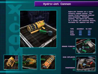 TFTD: Hydro-Jet Cannon by Ergrassa