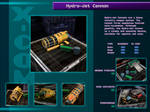 TFTD: Hydro-Jet Cannon