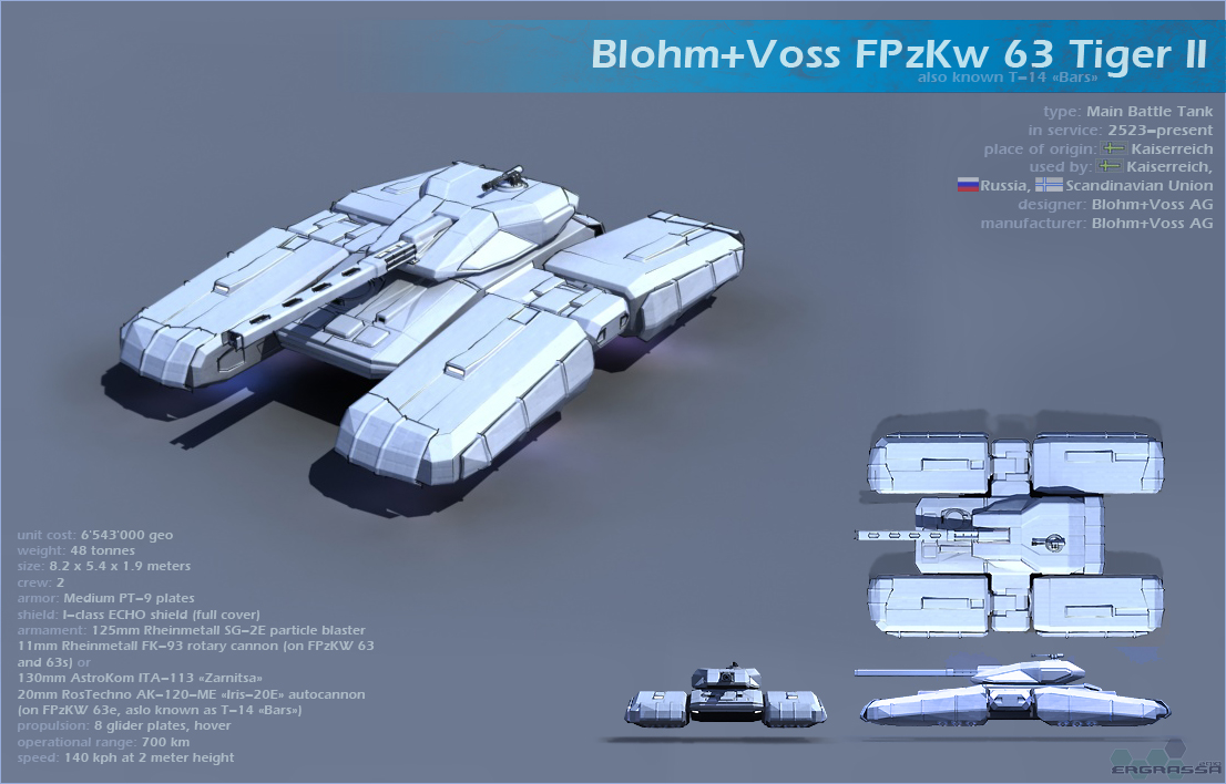 FPzKW 63 by Ergrassa