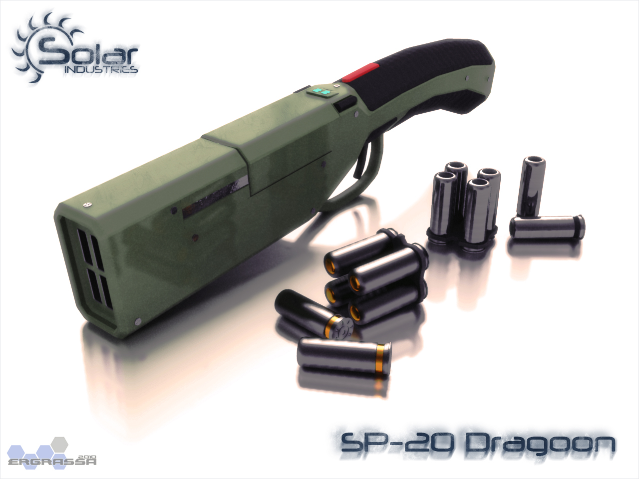 SP-20 Dragoon by Ergrassa
