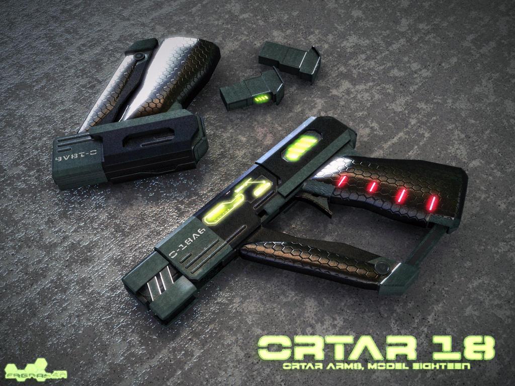 Ortar 18 by Ergrassa