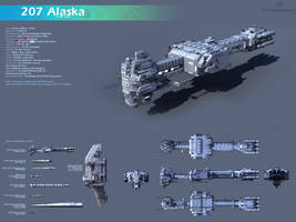 207 series CA Alaska by Ergrassa