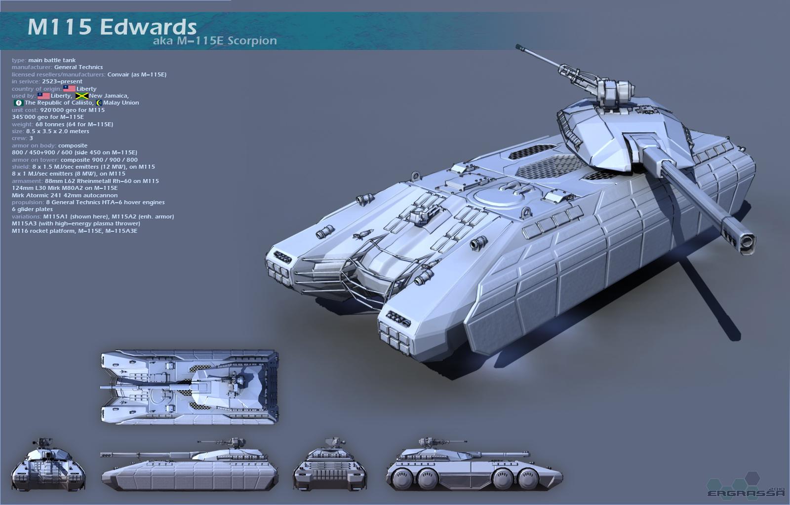 M115 Edwards by Ergrassa