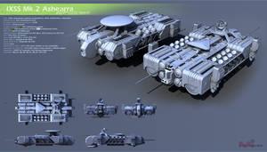 IXSS Mk.2 by Ergrassa
