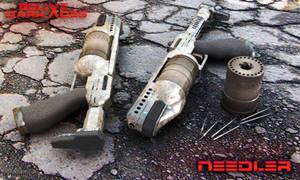 Needle Pistol of Dark Ages