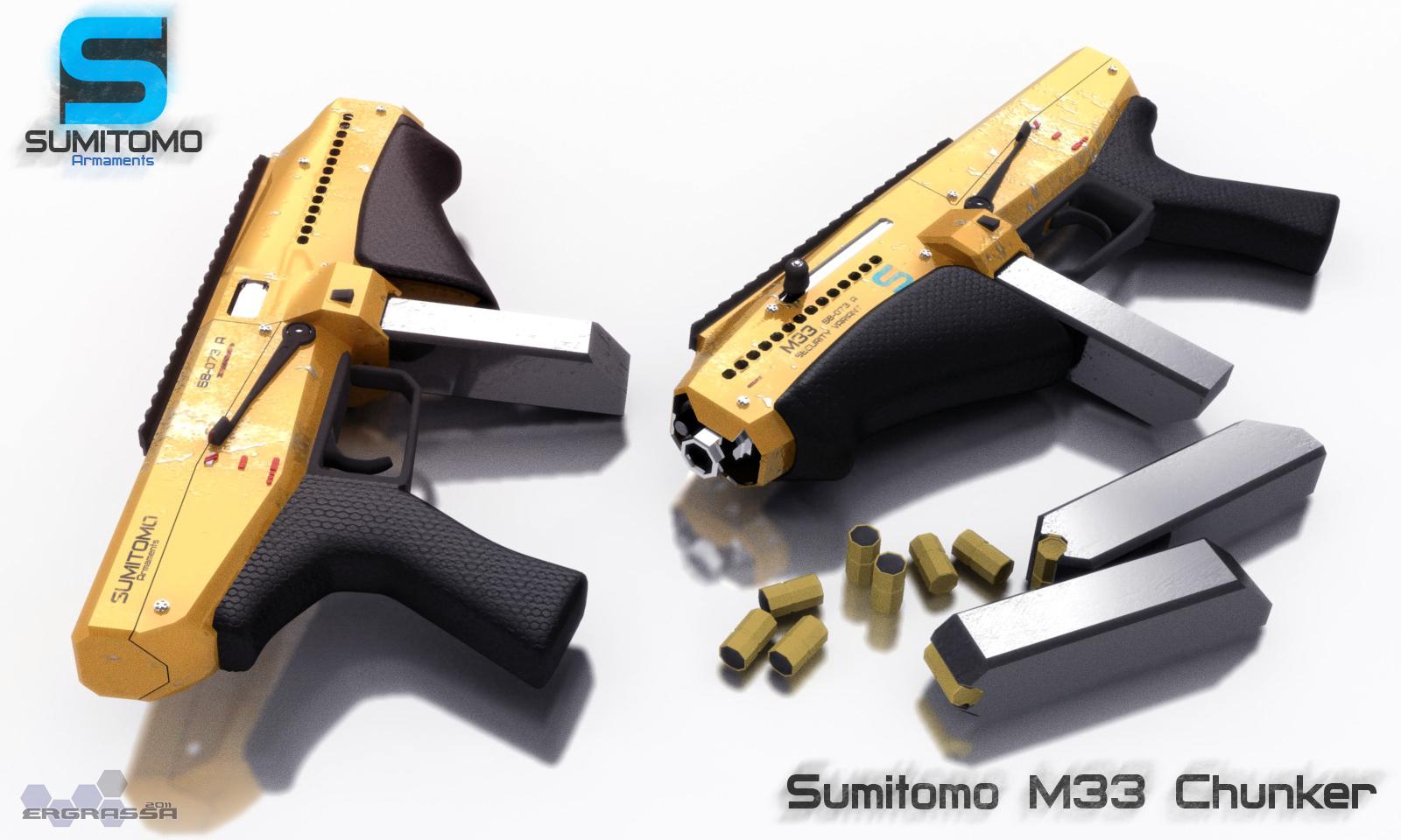 Sumitomo M33 By Ergrassa On Deviantart