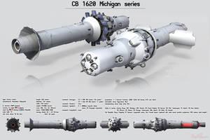 CB 1620 Michigan