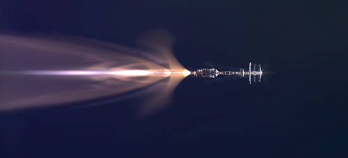 Azrail Full Thrust by Ergrassa