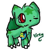 Virfy by NaturisticLeafy
