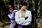 sasuke and karin