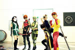 young justice fanime 2011