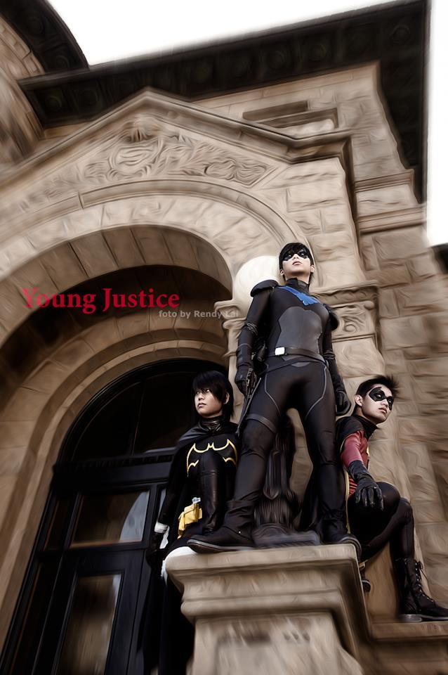 bat family by ohjimmyboy