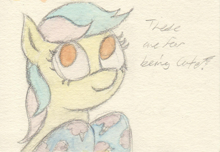For being Cute by InfiniteBadness