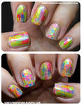 Loose Neon Glitter