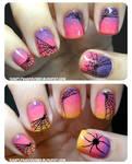 Sunset Spiders...