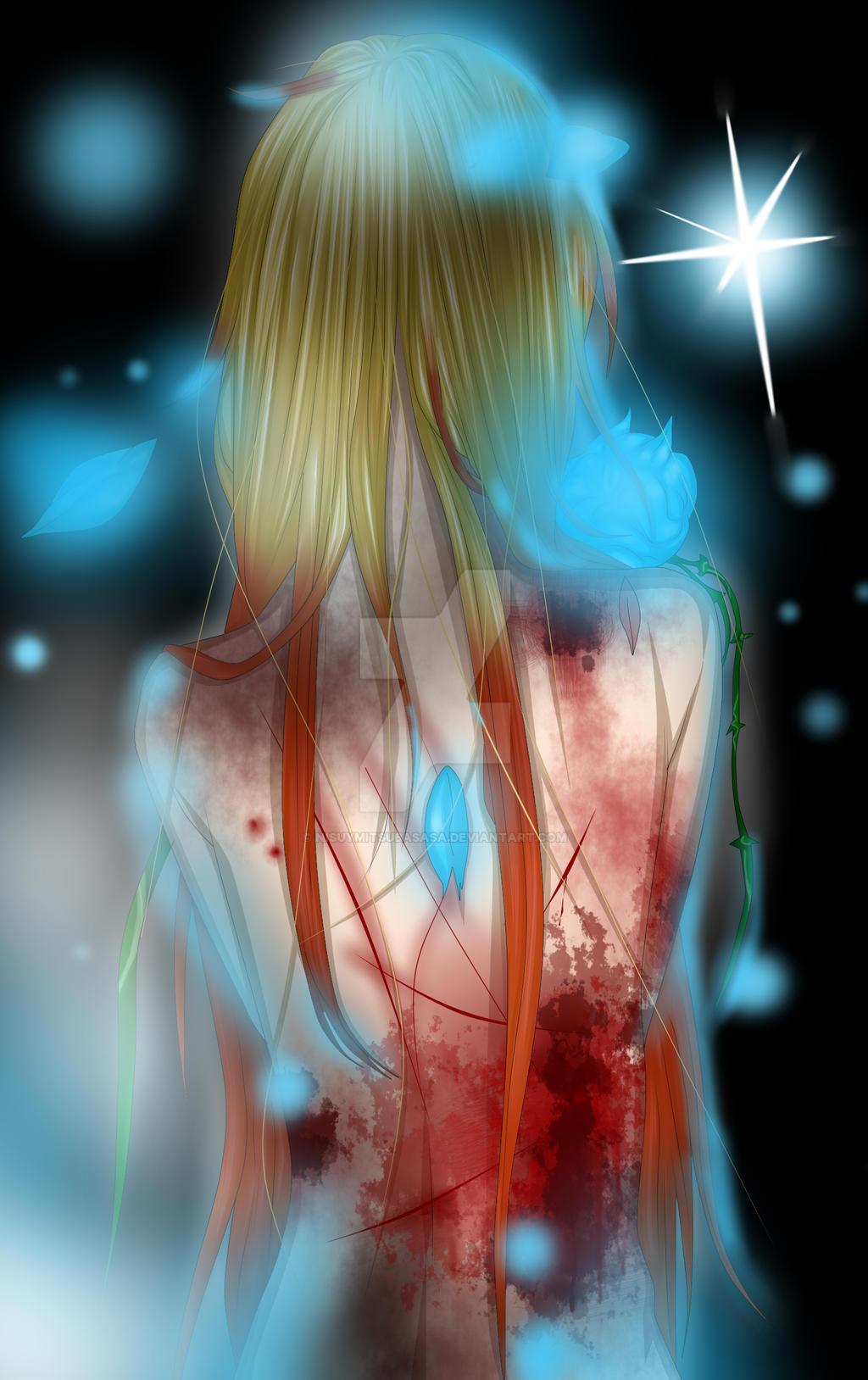 I'm dying by NisuYmiTsubasasa
