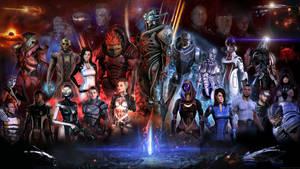 Mass Effect (Marauder Shields)