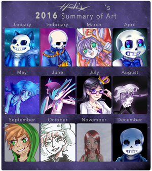 .:Summary of Arts:. 2016
