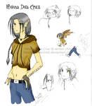 character sheet - manananggal