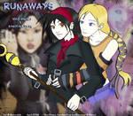 ...runaways... nico x karolina