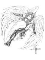 Angel Sanctuary - Alexiel by Fuin