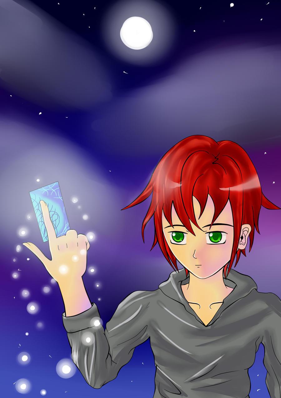 Hyo's art stuffs Magic_cards_by_hyolee123