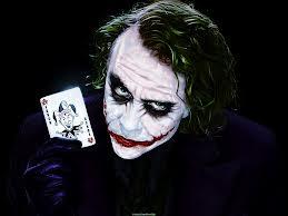 The Joker by harleyquinnxguason