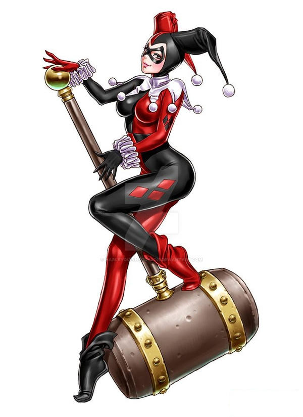 Harley Quinn by harleyquinnxguason