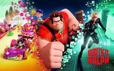 Wreck It Ralph Box Office Sucess