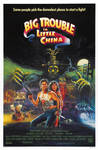 Big Trouble in Little China Poster (1986)