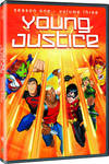 Young Justice S1V3 DVD